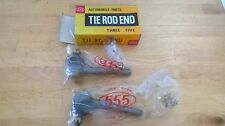 Isuzu Faster KB 20,25,Chevrolet LUV, Bedford KB a pair of Tie Rod ends NOS