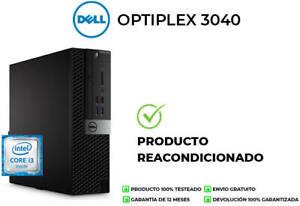 Dell Optiplex 3040 i3-6100 3,7GHz 4GB RAM 500GB HDD Windows 10 Pro