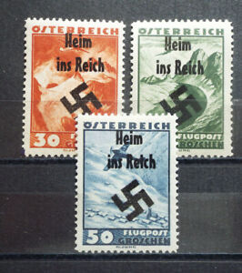 Local Deutsches Reich WWll propaganda,private overprint  MNH