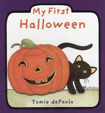 My First Halloween, dePaola, Tomie, Good Book