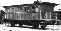 Photographie - Wagon (à identifier)