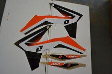 ONE INDUSTRIES GRAPHICS KTM SX SXF 150 250 350 450 2011 2012 & 2012 13 EXC XCW