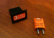 Orange AM 27Mhz TX Transmitter Crystal 27.095 Channel 3 RC Cars Trucks etc NEW
