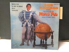 LUIS MARIANO Le secret de Marco Polo ( FRANCIS LOPEZ ) EGF 513