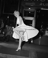 MARILYN MONROE 8X10 PHOTO PICTURE PIC HOT SEXY CLASSIC SKIRT BLOWING UP 1