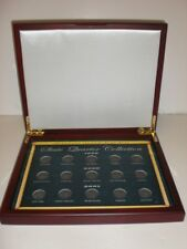 State Quarter Collection Display Box 1999, 2000 & 2001