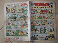 ► HARDI PRESENTE DONALD N°225 - 1951 - PIM PAM POUM - LUC BRADEFER - MANDRAKE