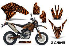 YAMAHA WR250X WR250R WR 250 R X 07-15 GRAPHICS KIT CREATORX DECALS ZCO