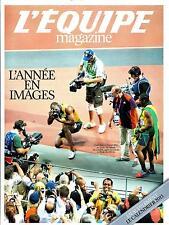 L'EQUIPE MAGAZINE N°1589 29 DECEMBRE 2012   L'ANNEE EN IMAGES
