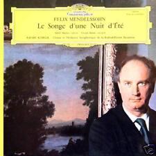 FELIX MENDELSSOHN Le Songe d'Une Nuit d'Été FR Press LP