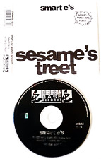 SMART E'S ‎- Sesame's Treet (CD Single) (VG-/VG)