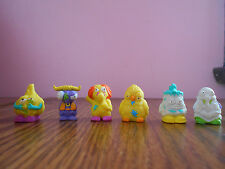 Moose The Trash Pack Yellow Scaboon, Blob Moz, Bad Ant, Oily Ointment, Series 3
