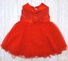 Christmas Tulle Dresses (0-24 Months) for Girls