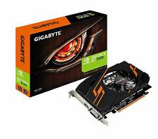 GIGABYTE GV-N1030OC-2GI NVIDIA GeForce GT 1030 OC 2GB Graphics Card