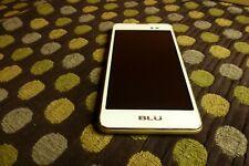 "BLU Dash G Unlocked GSM  Smartphone 5"" Display 5MP 4GB Dual SIM - D490U  #892"