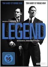 Legend DVD - NEU OVP - Tom Hardy