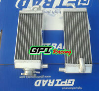 aluminum radiator Yamaha FOR YZ125 YZ 125  1996-2001 1997 1998 1999 2000