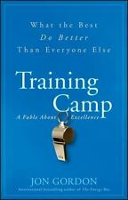 Training Camp: What the Best Do Better Than Everyone Else (Hardback or Cased Boo