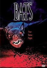 Bats (DVD, 2000, Special Edition - Director's Cut) Lou Diamond Philips