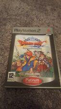 PS2 Dragon Quest El periplo del rey maldito
