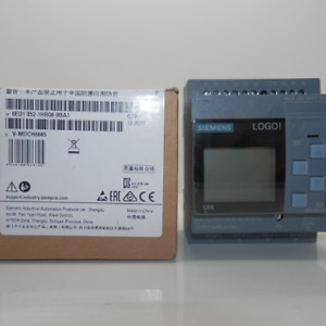 Siemens LOGO! 12-24V 16A Programmable Logic Controller Module 6ED1052-1HB08-0BA1