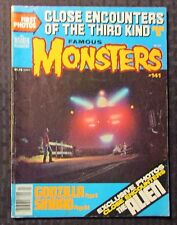 1978 FAMOUS MONSTERS Magazine #141 FN- 5.5 Author F. Paul Wilson FPW Collection