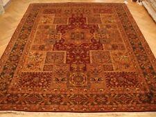 Burgundy Jaipur Handmade 9' x 12' Distinctive Design NEW Fine Rug