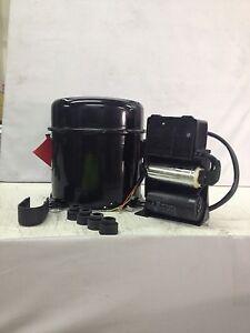 T2155GK COMPRESSOR REFRIGERATOR R404A LBP 14.5 DISP 605W @ -23.3°C 5/8HP 240V