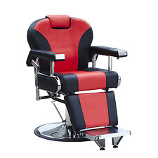 Fashion All Purpose Hydraulic Recline Barber Salon Chair Shampoo Equipment New