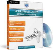 Schlüsselverwaltung Software, Schlüssel, Schließanlagen,Berechtigungen verwalten