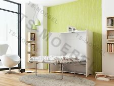 schrankbetten mit matratze g nstig kaufen ebay. Black Bedroom Furniture Sets. Home Design Ideas