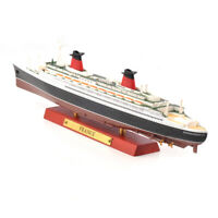 FRANCE Transatlantic Atlas 1/1250 Ocean Liners Cruise Ship Boat  Model Finished