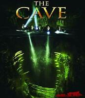 THE CAVE Blu-ray/Region:A