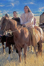 CRAZY HORSE Rare TV-film TNT 96 Michael Greyeyes ~ vhs video - Custer vs. Sioux