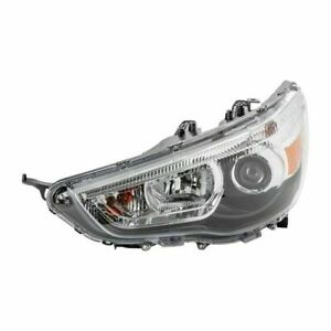 TYC NSF Left Side Headlight Assembly for Mitsubishi Outlander Sport 2011-2018