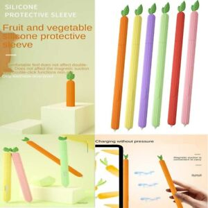 Silicone Gel Pen Sleeve Holder Cover For Galaxy Tab S6 10.5 S7 P610 T870 T860