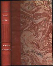 William SHAKESPEARE de Victor HUGO Biographie Hommage Éditions Hetzel et Quantin
