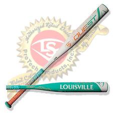 """2018 Louisville Slugger QUEST FastPitch Softball Bat 30""""/18 oz. -12 Mo. Warranty"""