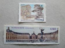 FRANCE AUTOADHESIF Yvert n° 339 - 340 neufs**  cote 16 €  /ct6701