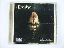 ILL NINO - CONFESSION - CD EXCELLENT CONDITION 2003