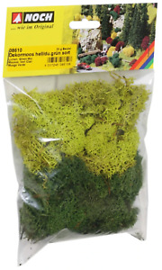 Noch 08610 Lichen Green Mix 35g New