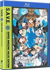 Strike Witches: Season 2 S.A.V.E. (Blu-ray/DVD Combo)