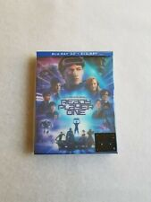 Ready Player One [Blu-ray 3D & 2D Steelbook - Double Lenticular-Manta Lab ME#17]