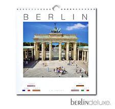 Berlin Kalender 2018 NEU/OVP Berliner Motive Brandenburger Tor Calendar Souvenir