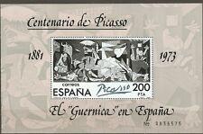 AÑO 1981 GUERNICA DE PICASSO EDIFIL 2631 MNH**