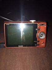 Kodak EasyShare M763 7.2Mp Digital Camera - Red. Comes with Usb charging cable