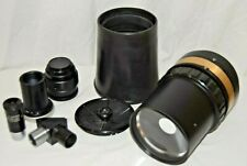 Celestron C90 Spotting Telescope 1000mm f/11 Spotting Scope, Lenses in Hard Case