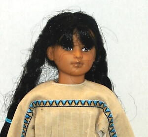 """Unimax 12"""" Tall Native American Indian Doll"""