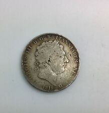 1819 LIX   Silver Crown Decent Lower Grade Great Britain Sharp Reverse
