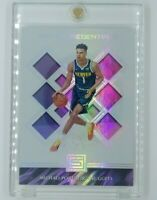 2018-19 Panini Status Rookie Credentials Michael Porter Jr RC #2, Nuggets